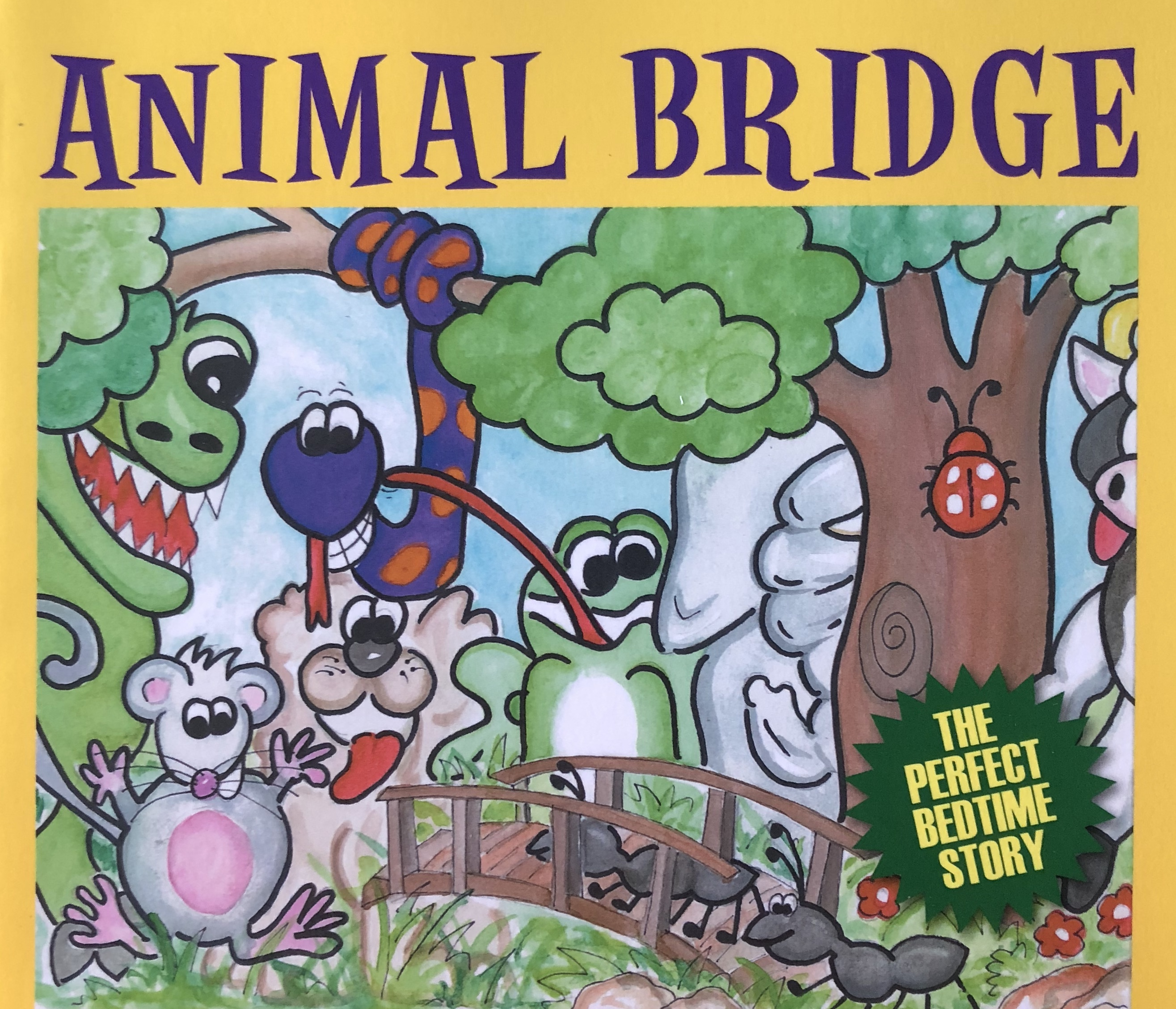 animal bridge cover